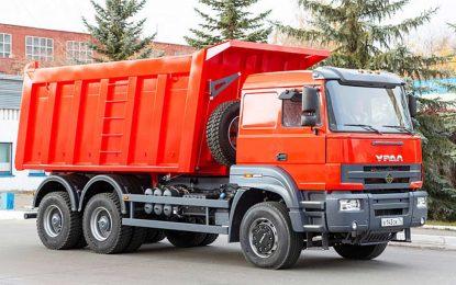 Ural S35.510: Novi kiper za novi početak [Galerija]