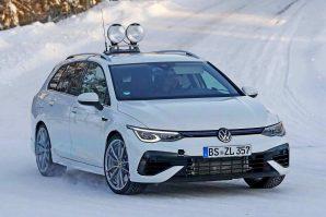 Volkswagen Golf R Variant – spreman za premijeru