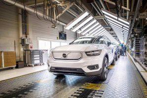 Nakon povećanja prodaje električnih vozila tokom 2020. godine, kompanija Volvo Cars utrostručiće proizvodni kapacitet u Ghentu