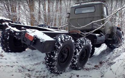 ZiL-131: Kamion koji prkosi zakonima fizike [Video]