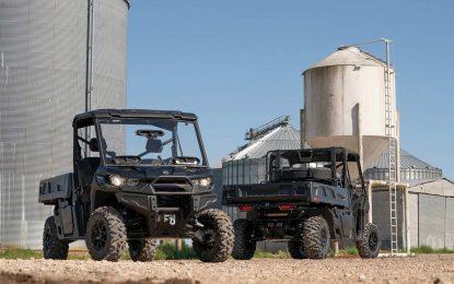 Can-Am Traxter Pro HD10: Za polja, šume i livade