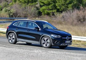 TEST – Mercedes-Benz GLA 200 d (H247)
