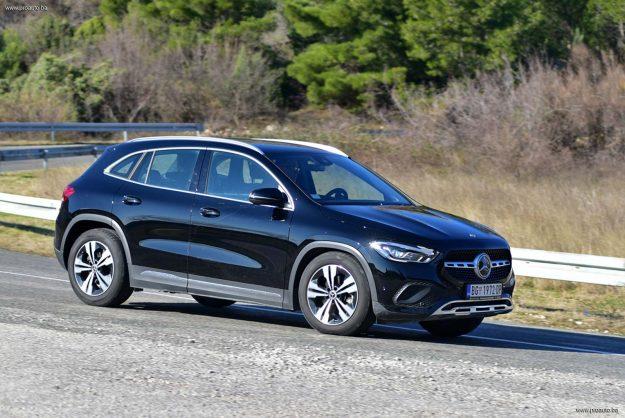 TEST – Mercedes-Benz GLA 200 d (H247)