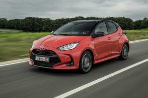 Toyota Yaris u januaru najprodavaniji automobil u Evropi [Galerija]