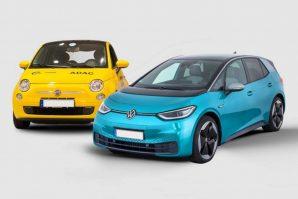 ADAC test: Karabag 500 E vs VW ID.3 [Galerija]