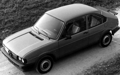 Alfa Romeo Alfasud 1.5 Ti: Pogledajte test iz 1981. godine [Video]