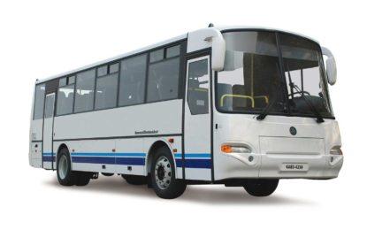 KAVZ 4238-61: Rusija poklanja 250 novih autobusa [Galerija]