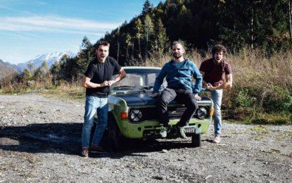 Fiat 128: Spreman za 15.000 km Mongolskog relija