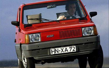 Fiat Panda 45: Pogledajte test iz 1981. godine [Video]