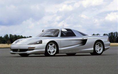Mercedes C112: 30 godina od propuštene prilike [Galerija]