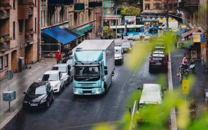ICA Sweden započinje elektrifikaciju transporta u saradnji s Volvo Trucks
