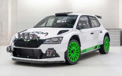 Škoda Fabia Rally2 Eco Edition 120: U čast jubileja