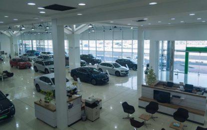 Škoda u Dubaiju otvorila svoj najveći prodajni salon