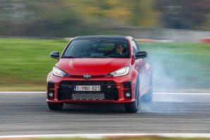 Toyota GR Yaris: Pogledajte zamalo zabranjeni spot [Video]