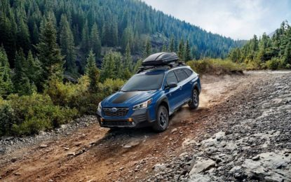 Subaru Outback Wilderness: Crossover za divljinu [Galerija i Video]