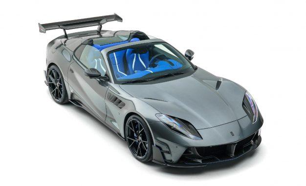 Mansory preradio Ferrari 812 Superfast i napravio Stallone GTS (MY21) [Galerija]