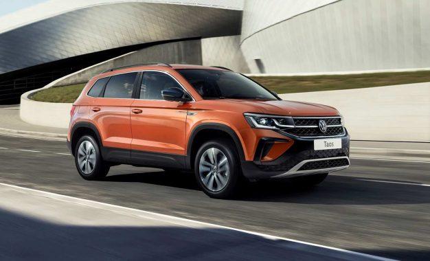 VW Taos: Potvrđen dolazak u Evropu [Galerija]