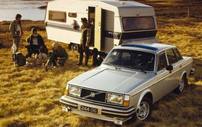 Volvo 244 D6: Dizelaš iz teretnjaka u luksuznoj limuzini