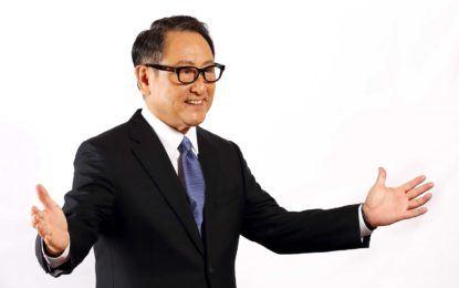 Akio Toyoda proglašen za automobilsku ličnost godine – 2021 World Car Person of the Year