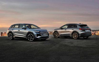Premijerno predstavljeni električni Audi Q4 e-tron i Audi Q4 Sportback e-tron [Galerija i Video]