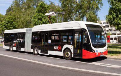 VDL Bus & Coach realizuje još jednu veliku narudžbu električnih autobusa