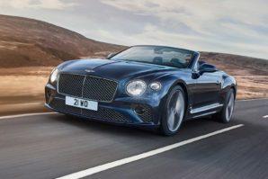 Nakon najbržeg kupea, Bentley predstavio i najbrži kabriolet – Continental GT Speed Convertible [Galerija]