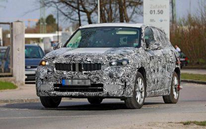 BMW iX1 stiže tokom 2023. godine