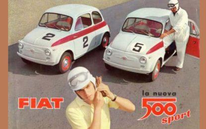 Fiat 500 Sport: Kako je nastao prethodnik Abartha [Galerija]