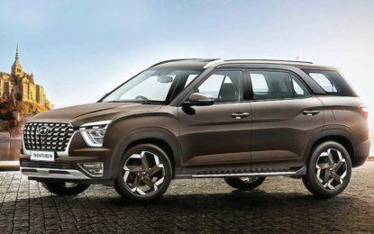Hyundai Alcazar: Novi crossover s tri reda sjedišta