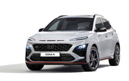 Hyundai Kona N – prvi Hyundaijev Hot-SUV [Galerija i Video]