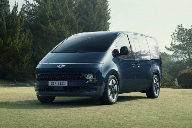 Hyundai Staria [2021]
