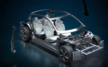 Italdesign i Williams AE razvijaju novu fleksibilnu platformu za električna vozila [Galerija i Video]
