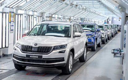 Škoda Auto: Proizvedeno 750.000 vozila u Rusiji