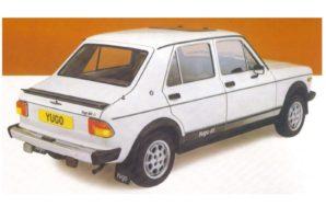 Yugo 513 GL [1985] / V. Britanija