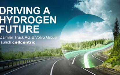 Daimler Truck AG i Volvo Group posvećeni vodiku i gorivim ćelijama