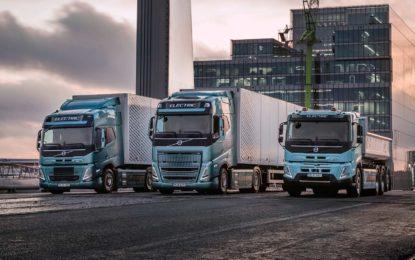 Volvo Trucks je spreman za elektrifikaciju velikog dijela transporta robe