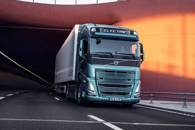 Volvo FH Electric [2021]