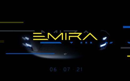 Lotus Emira – posljednji Lotus s motorom SUS