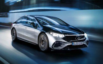 Mercedes EQS – sve u superlativu [Galerija i Video]