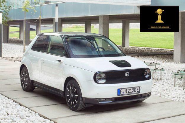 Honda e [2021]