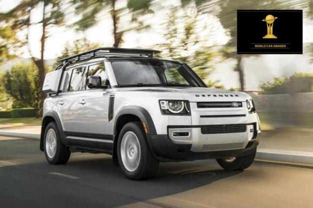 Land Rover Defender [2021]
