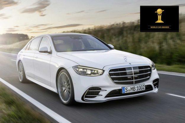 Mercedes-Benz S-Class [2021]