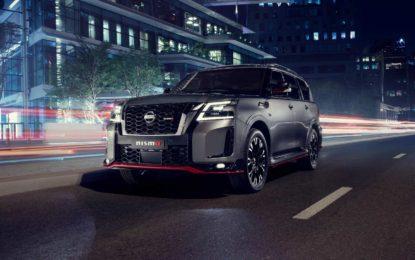 Nissan Patrol Nismo – iz Dubaija za cijeli svijet