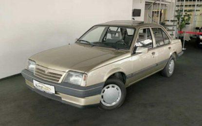 Oldtimer nedjelje: Opel Ascona 1.6 iz 1988. godine [Galerija]