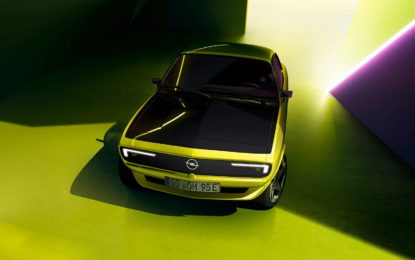 Opel Manta GSe ElektroMOD – povratak u budućnost [Video]