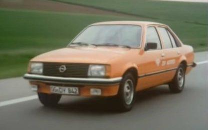 Opel Rekord 2.0 S: Pogledajte test iz 1978. godine [Video]