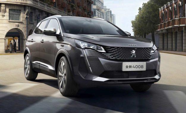 Peugeot 4008: Stara oznaka u novom izdanju