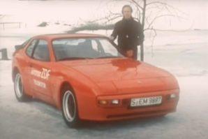 Porsche 944: Pogledajte test iz 1982. godine [Video]