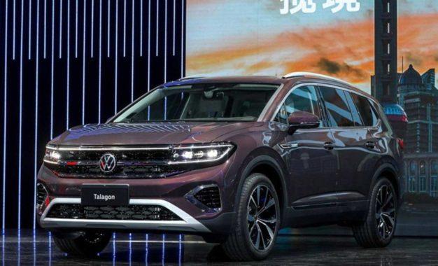 VW Talagon: U Šangaju predstavljen najveći SUV marke