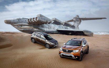 Renault Duster: Počeo izvoz popularnog SUV-a iz Rusije